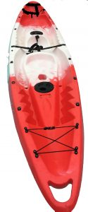 Kayak for Camper Trailer Hire Perth