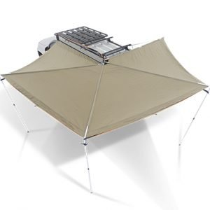 Foxwing 270° Awning